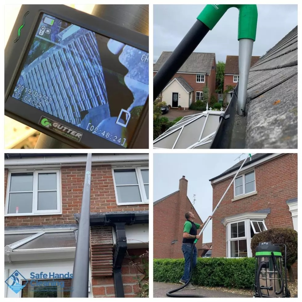 gutter cleaning Bolton